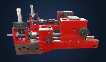 Modernizacja sekcji drukowych do maszyny drukarskiej
