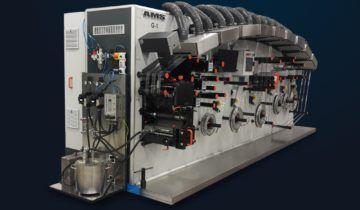 Maszyna drukarska rotograwiurowa G-1
